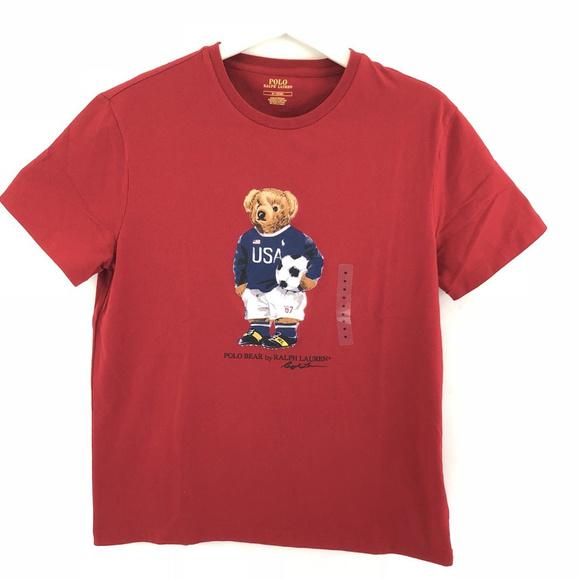 d42316a93d7 Polo by Ralph Lauren Shirts | Ralph Lauren Polo Bear Usa Soccer ...